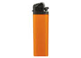 briquet jetable pub orange