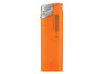 briquet publicitaire rechargeable orange