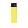 grand briquet publicitaire automatique jaune